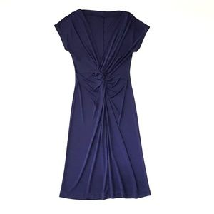 PHILOSOPHY DI ALBERTA FERRETTI dress blue 6 Italy